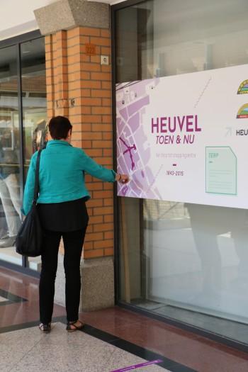 HEUVEL - expositie ontwerp - SIM.ONE grafisch ontwerp